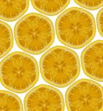 Reticolo senza giunte arancione astratto Immagine Stock