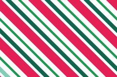 Reticolo senza giunte Bande rosa-rosso su fondo bianco Il fondo diagonale a strisce del modello con le linee inclinate Vector l'i illustrazione di stock