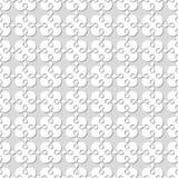 Reticolo senza giunte Carta da parati dalle cifre tonde Fotografie Stock