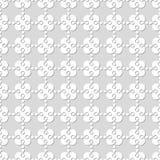 Reticolo senza giunte Carta da parati dalle cifre tonde Fotografie Stock Libere da Diritti