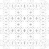 Reticolo senza giunte celtico Ornamento astratto, struttura geometrica, carta da parati d'annata, stile etnico classico medievale Fotografia Stock Libera da Diritti