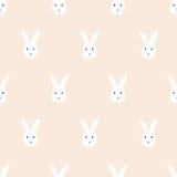 Reticolo senza giunte del coniglio illustrazione di stock