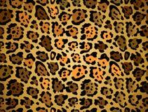 Reticolo senza giunte del leopardo Immagini Stock Libere da Diritti