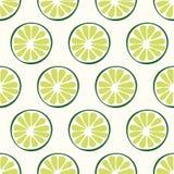 Reticolo senza giunte del limone Fotografie Stock Libere da Diritti