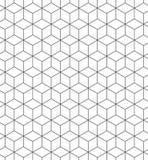 Reticolo senza giunte del Rhombus Fotografie Stock