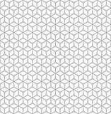 Reticolo senza giunte del Rhombus Immagini Stock