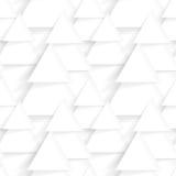 Reticolo senza giunte del triangolo Fotografia Stock Libera da Diritti