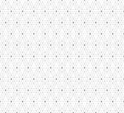 Reticolo senza giunte del triangolo sottragga la priorità bassa Fotografie Stock