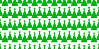 Reticolo senza giunte dell'albero di Natale Fondo di vacanze invernali struttura ripetuta per carta da imballaggio, natale ed il  royalty illustrazione gratis