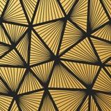 Reticolo senza giunte della carta da parati dell'annata Backgro decorativo geometrico illustrazione vettoriale