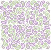 Reticolo senza giunte di arte Figure etniche multicolored Disegno semplice Vector il fondo geometrico Può essere usato per i medi royalty illustrazione gratis