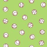 Reticolo senza giunte di baseball Immagini Stock