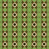 Reticolo senza giunte etnico Kente Cloth Stampa tribale royalty illustrazione gratis