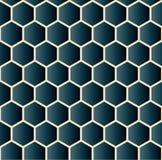 Reticolo senza giunte geometrico astratto Fotografia Stock Libera da Diritti