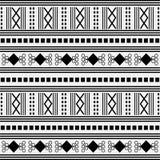 Reticolo senza giunte geometrico astratto Pelliccia Dalmatian immagini stock libere da diritti