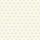 reticolo senza giunte geometrico Può essere usato per gli ambiti di provenienza e l'illustrazione di web design del materiale di  Immagine Stock