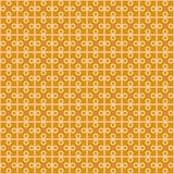 Reticolo senza giunte Il puzzle quadrato sottragga la priorità bassa Fotografia Stock Libera da Diritti