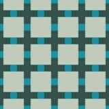Reticolo senza giunte Ornamento geometrico multicolore con il rombo royalty illustrazione gratis