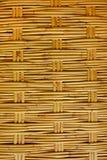 Reticolo/struttura di bambù Immagine Stock