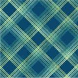 Reticolo strutturato del plaid di tartan Immagini Stock