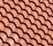 Reticolo superiore del tetto Fotografia Stock