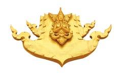 Reticolo tailandese dorato Immagini Stock Libere da Diritti
