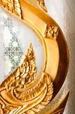 Reticolo tailandese tradizionale di stile immagini stock