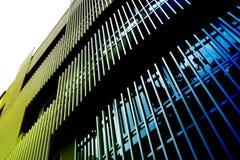 Reticolo urbano - costruzioni Fotografie Stock
