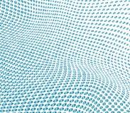 Reticulação azul Ilustração Stock