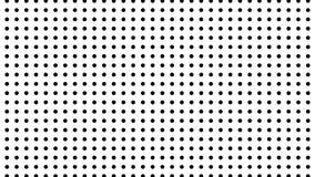 A reticulação de muitos pontos, fundo abstrato gerado por computador, 3D rende vídeos de arquivo