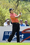 Retief Goosen - 11th Tee Stock Photo
