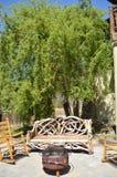 Retirada de relaxamento Fotografia de Stock Royalty Free