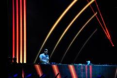 RETIRE o festival de música 2014 Fotografia de Stock
