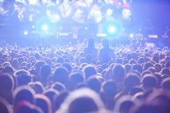 Retire o festival 2015 - palco principal Imagem de Stock