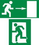 Retire o sinal ilustração royalty free