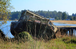 Retired Fishing Boat Royalty Free Stock Photo