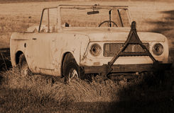 Retired International Harvester Scout Stock Images