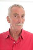 Retired man Stock Photo