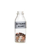 Retirement Account Stock Images