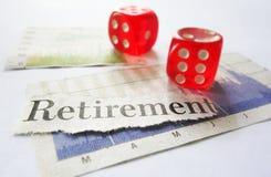 Retirement chances Stock Images