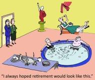 Retirement Stock Image