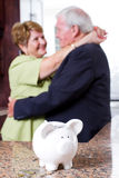 Retirement investment Stock Photos