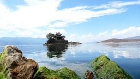 Retirement life. Erhai lake town, the retirement life Royalty Free Stock Image