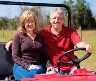 Retirement Lifestyle Stock Images