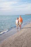 Retirement in Paradise Stock Image