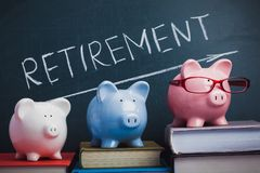 Retirement Stock Photography