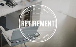 Retirement Pension Retire Planning Savings Wealth Concept Stock Images