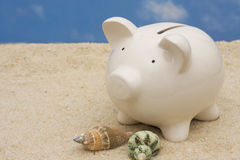 Retirement Savings Royalty Free Stock Photo