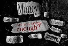 Free Retirement Savings Stock Photography - 52647172