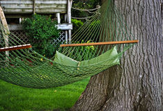 Retirement Swing Royalty Free Stock Photography